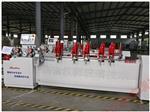 天津内置中空百叶加工机器设备  内置电动百叶帘片设备