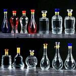 广西贵港白酒瓶生产厂家-红酒瓶白酒瓶大-小容量批发