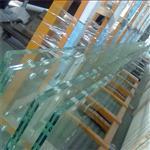 东莞夹胶玻璃加工厂 专业定制12+12双白玻钢化夹胶玻璃