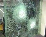 防弹玻璃的安装 嘉颢