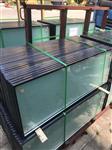杭州特大汽车雨棚超大中空玻璃 8+12A+8