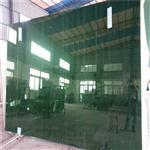 北航玻璃供应8mm翡翠绿F绿钢化玻璃各种有色玻璃厂家直销