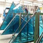 中牟县蓝星5毫米6毫米福特蓝镀膜钢化玻璃