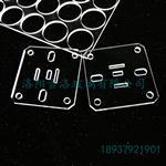 激光加工超小圆形千亿国际966片,直径2mm,厚度1mm