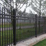 锌钢|竹节|篱笆|铁艺|白钢|围栏_护栏_栅栏_栏杆