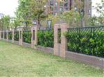 小区护栏网质量好 A级桃型柱护栏
