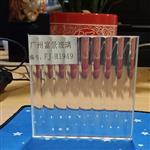 广州富景玻璃有限公司夹层玻璃隔断 长虹夹胶玻璃批发