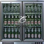 厂家定制冷柜冰箱专用除雾除霜电加热玻璃