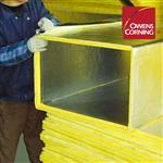 欧文斯科宁空调风管保温用玻璃棉板