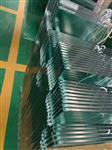 杭州工商银行柜台15mm防火防砸玻璃