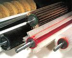 优质天然橡胶辊毛刷生产厂家