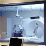 电磁屏蔽玻璃防辐射玻璃 可加工订制