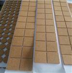 供应背胶方形软木垫片 1毫米/2毫米/3毫米厚