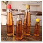 橄榄油瓶透明山茶油beplay官方授权瓶100ml菜籽油香油亚麻油核桃油瓶方形小