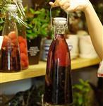 批发玻璃酒瓶泡酒瓶空瓶玻璃白酒瓶子密封罐带盖葡萄柠檬酵素酒瓶