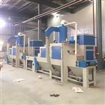 浙江喷砂机 玻璃烤箱外壳喷砂处理自动喷砂机