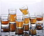 透明啤酒杯洋酒杯