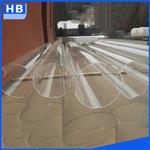 连云港华凌石英制品有限公司专业生产石英玻璃管16mm厚