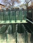 河北鱼缸热弯玻璃