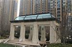 北京采光顶热弯玻璃
