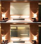 室内隔断图片-屏风隔断厂家-智能液晶调光玻璃