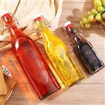 泡酒瓶空瓶葡萄酒家用牛奶酵素罐酿酒专用玻璃瓶