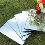 单向透视玻璃 钢化玻璃夹层定制