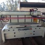 二手电动丝印机平面半自动丝印机70140台面