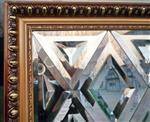 3d玻璃拼镜 玻璃制品 三角玻璃镜 艺术拼镜