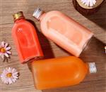 创意饮料果酒瓶奶茶铝盖咖啡瓶玻璃瓶果汁瓶批发订做LOGO