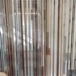 4+4双钢化隔断屏风移门淋浴房玻璃定制