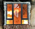 5mm化学钢化新型防火玻璃