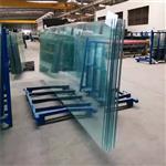 15-19mm超白钢化玻璃