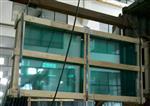 汽车4S店等外墙用大型吊挂19mm钢化玻璃