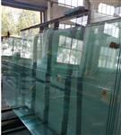 15mm超大6层钢化夹胶玻璃