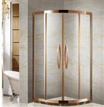 不锈钢淋浴房,中山淋浴房,平开门淋浴屏风