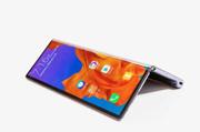 华为5G折叠屏手机面世 5G和柔性OLED产业链有望受益