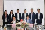 福莱特与隆基股份签订约42.5亿元光伏镀膜玻璃销售合同