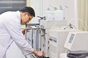 国检集团电子玻璃及智能玻璃(器件)质检中心成立