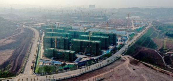 (京东方)重庆第6代柔性AMOLED生产线复工复产节奏加快