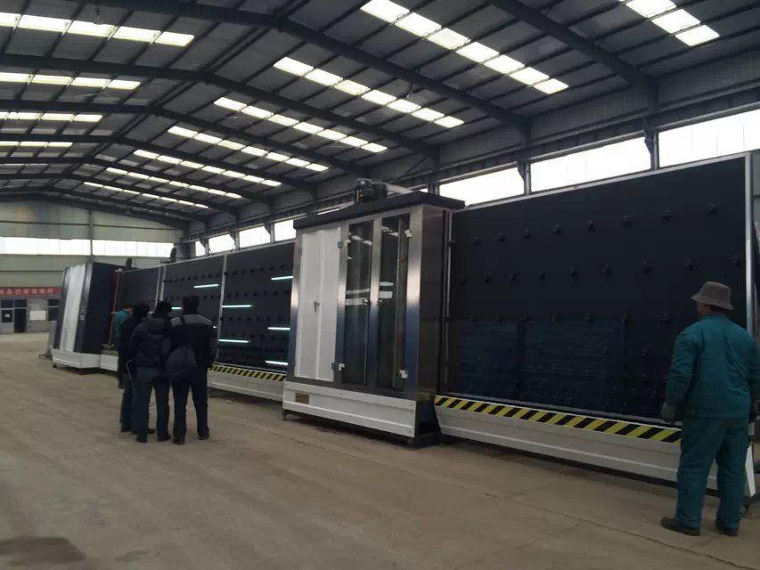 彩虹集团(邵阳)特种玻璃有限公司第二条生产线建设稳步推进